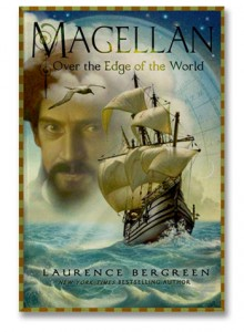 Magellan: Over the Edge of the World bookcover