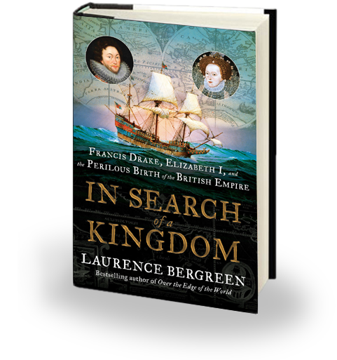 In Search of A Kingdom book by Laurence Bergreen