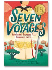 seven voyages bookcover