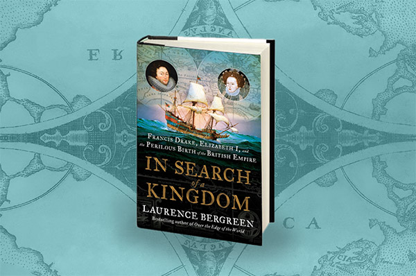 In Search of a Kingdom by laurence bergreen
