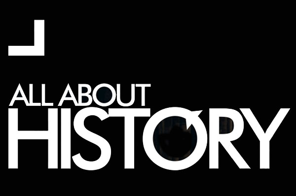 Logo of all about history magazine